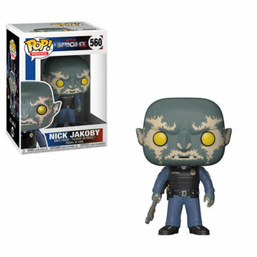 Funko Pop Movies Bright Jakoby #560