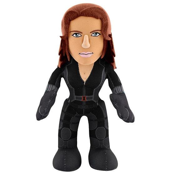 """Marvel Civil War Black Widow10"""" Plush Figure"""