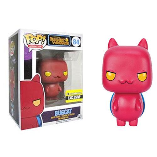 Funko Pop Bravest Warriors Catbug #84 EE Exclusive