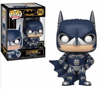 Funko Pop! Heroes: Batman 80th - Batman (1997) Vinyl Figure #314