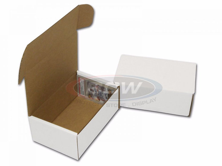 BCW Graded Trading Card Box