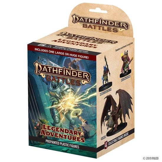Pathfinder Battles: Legendary Adventures Booster Box