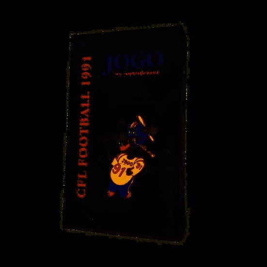 1991 Classic CFL JOGO Incorporated Football Hobby Box