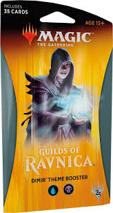Guilds of Ravnica Theme Boosters Dimir