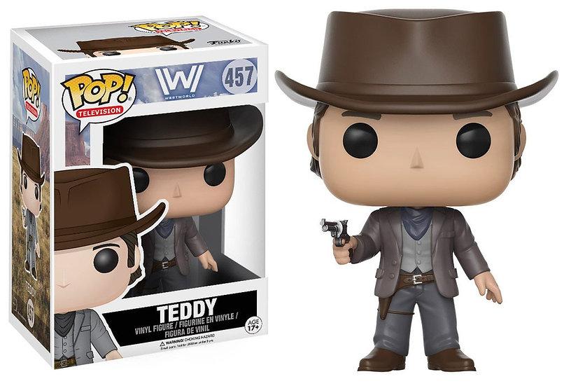 Pop! Television Westworld Vinyl Figure Teddy #457