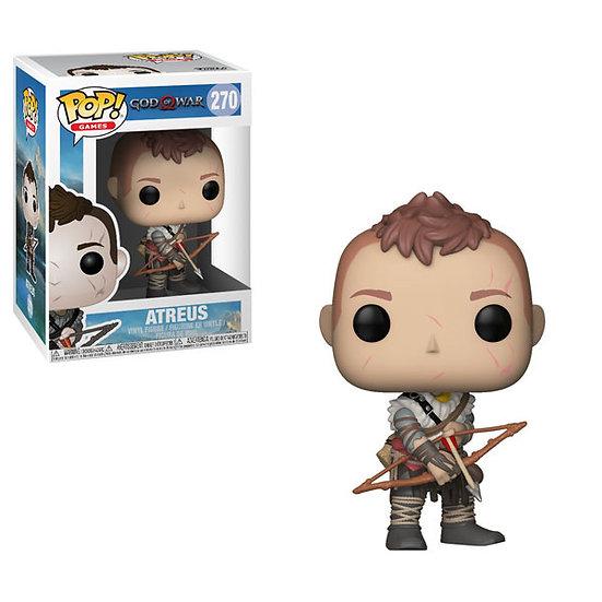 Pop! Games God of War Vinyl Figure Atreus #270
