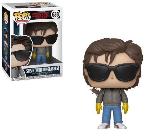 Funko Pop! Television: Stranger Things- Steve (w/ sunglasses) #638