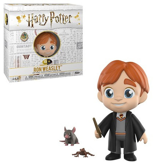 Harry Potter Funko 5 Star Ron Weasley Vinyl Figure
