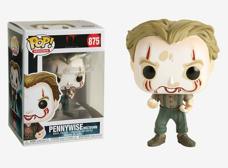 Funko Pop! Movies: It 2 - Pennywise Meltdown #875