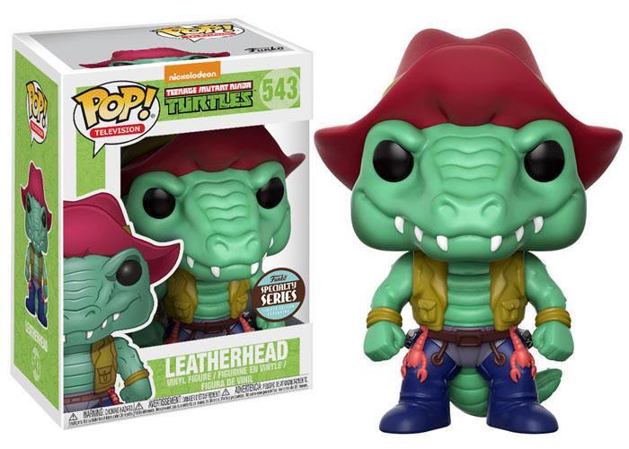 Pop! Television Teenage Mutant Ninja Turtles Vinyl Figure Leatherhead #543