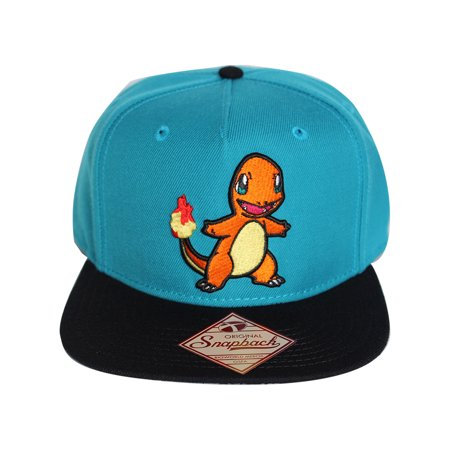 Bioworld Charmander Snapback Hat