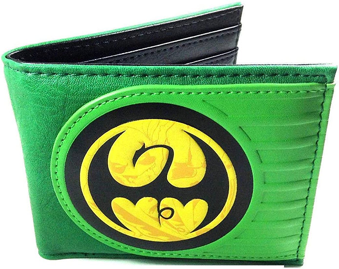 Bioworld Marvel Iron Fist Bi-Fold Wallet