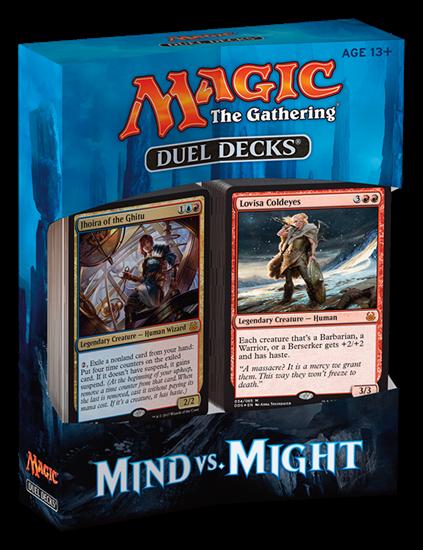 Magic: Duel Decks: Mind vs Might