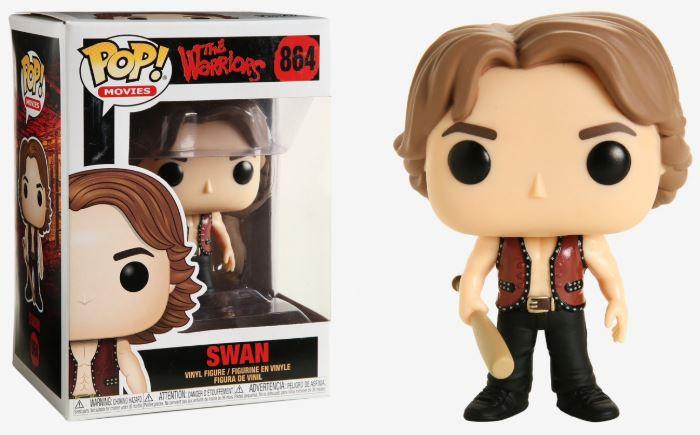 Pop Movies The Warriors - Swan #864