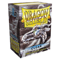 Dragon Shields - Card Sleeves (100) Clear