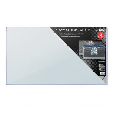 """Ultra Pro 24"""" x 14"""" Playmat Toploader (1 Only)"""