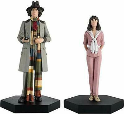 Figurine Collection Companion Set - The 4th Doctor & Sarah Jane Smith