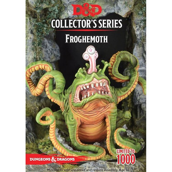 Dungeons & Dragons Collector's Series Froghemoth
