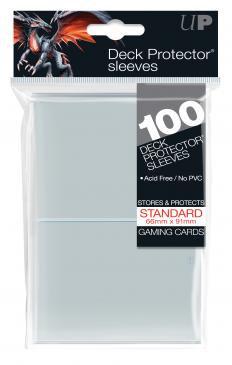 100ct Clear Standard Deck Protectors