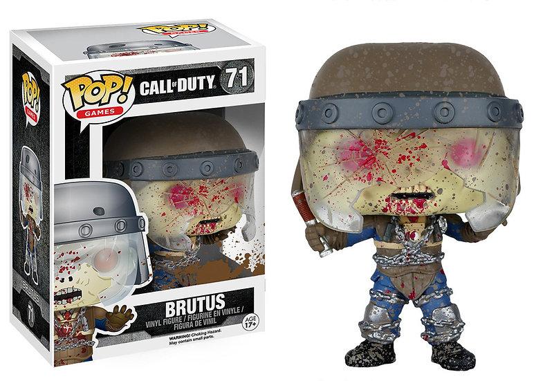 Pop! Games Call of Duty Vinyl Figure Brutus #71 (Vaulted)