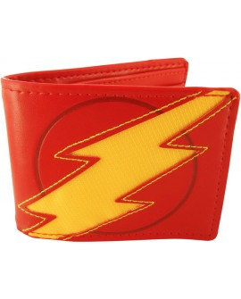 Bioworld DC Comics Flash Bi-fold Wallet