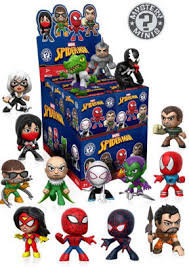Funko Mystery Minis Spider-Man Blind Box
