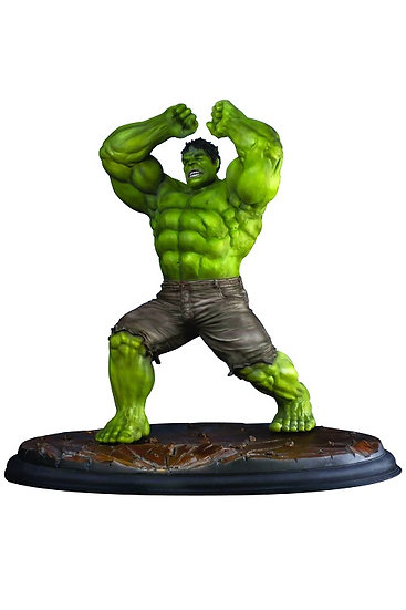 Avengers Hulk PX Action Hero Vignette 1/9 Scale Figure
