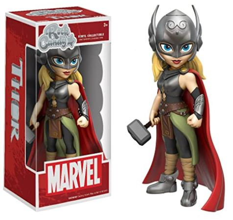 Rock Candy Marvel - Lady Thor