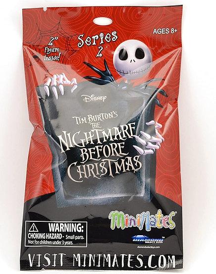 Minimates Nightmare Before Christmas Series 2 Blind Bag