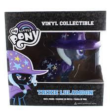 Funko Vinyl: My Little Pony - Trixie Lulamoon Clear Glitter Chase Vinyl Figure