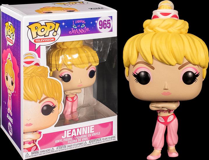 Pop! Television I Dream of Jeannie Vinyl Figure Jeannie #965