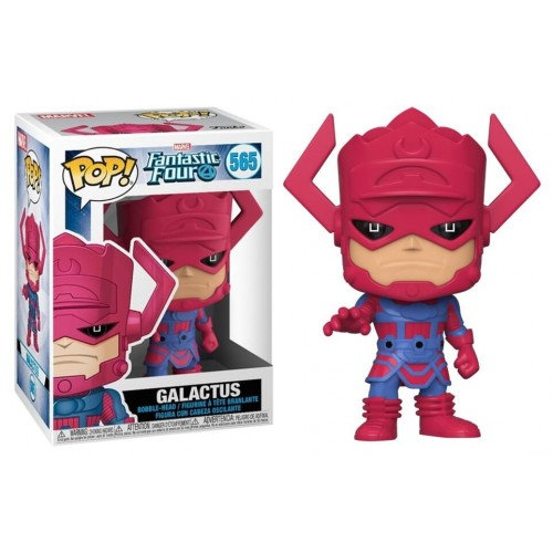 Pop! Marvel Fantastic Four Vinyl Bobble-Head Galactus #565
