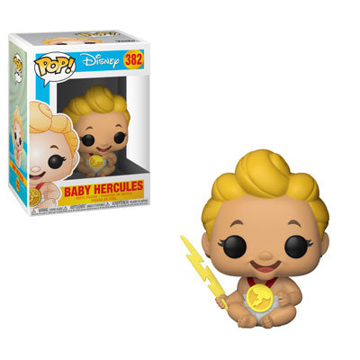 Pop! Disney Hercules Vinyl Figure Baby Hercules #382