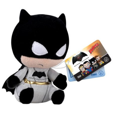 "Batman vs Superman Mopeez 4.5"" Plush Batman"