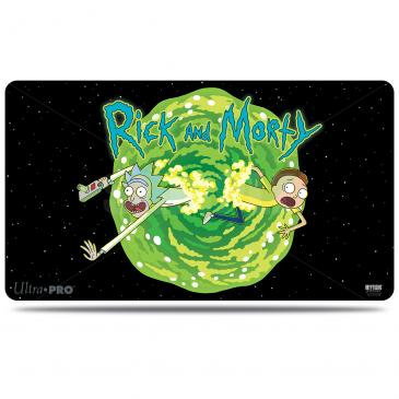 Rick and Morty Interdimensional Portal Playmat