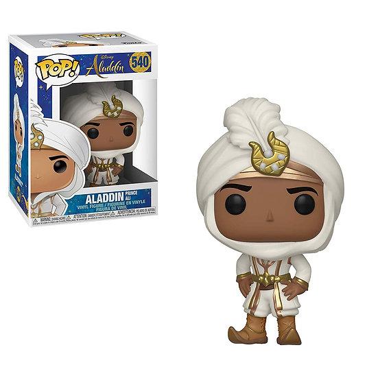 Pop! Disney Aladdin Vinyl Figure Aladdin (Prince Ali) #540