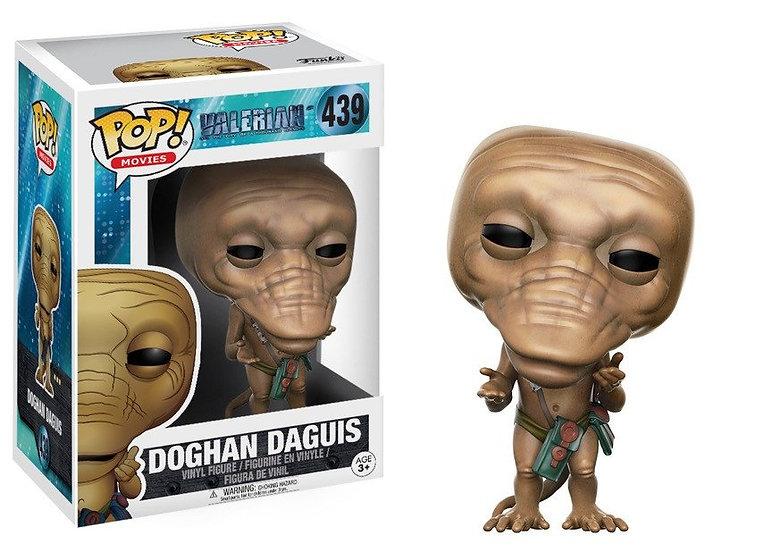 Pop! Movies Valerian Vinyl Figure Doghan Daguis #439