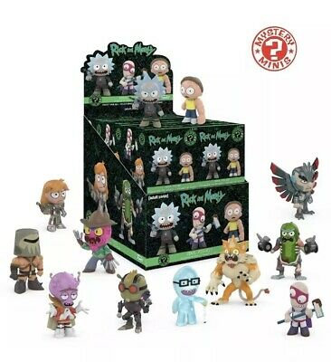 Funko Mystery Minis Rick And Morty Blind Box