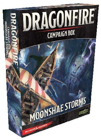 Dragonfire: Campaign Box- Moonshae Storms