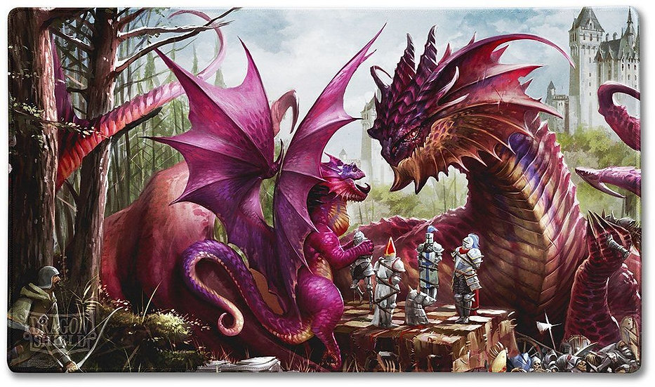 DRAGON SHIELD -FATHERS DAY DRAGON PLAYMAT - LIMITED EDITION