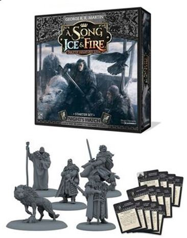 A Song of Ice & Fire: Night's Watch- Starter Set