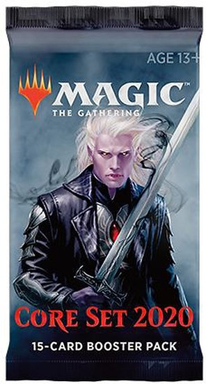Magic The Gathering Core Set 2020 Booster Pack English