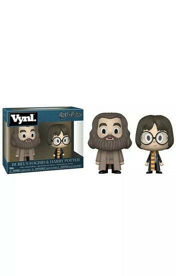 Vynl Harry Potter Rubeus & Hagrid Vinyl Collectibles