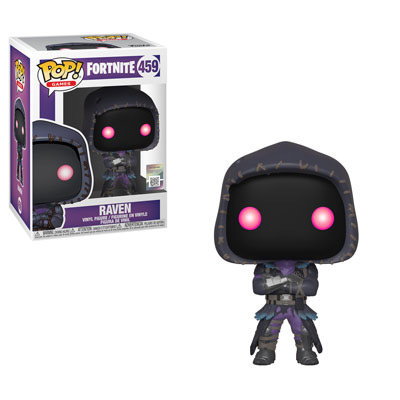 Pop! Games Fortnite Vinyl Figure Raven #459