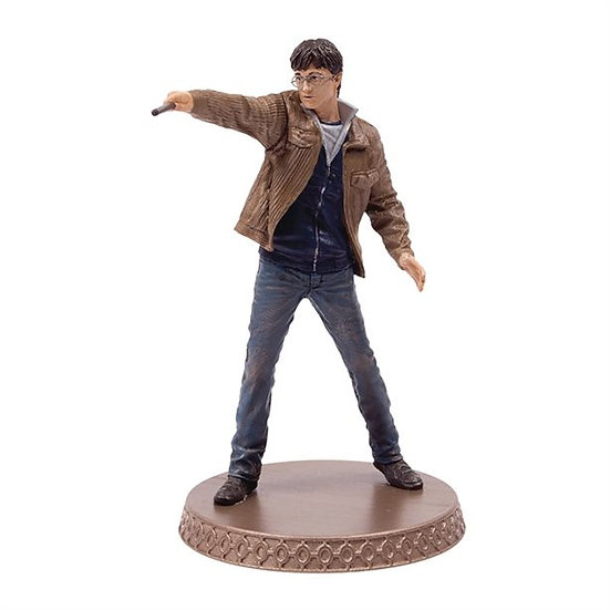 HARRY POTTER: WIZARDING WORLD COLLECTION #5 - HARRY POTTER - STATUE