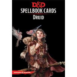 Dungeons & Dragons (5th Ed.): Spellbook Cards- Druid