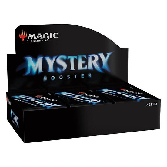 MAGIC: THE GATHERING - MYSTERY BOOSTER BOX