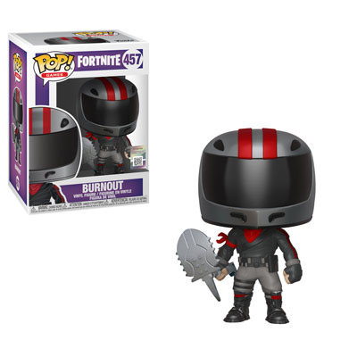 Pop! Games Fortnite Vinyl Figure Burnout #457