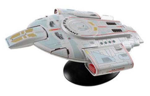 Eaglemoss Star Trek U.S.S. Defiant NX-74205