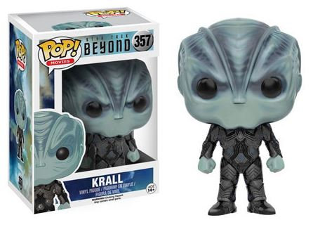 Pop! Movies Star Trek Beyond Vinyl Figure Krall #357 (Vaulted)
